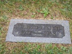 Mildred L Kiehl