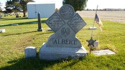 Mary Ann <i>Flegal</i> Albert