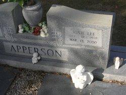 Josie <i>Lee</i> Apperson