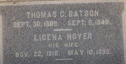 Licena <i>Hoyer</i> Batson