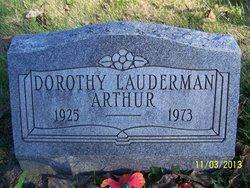 Dorothy <i>Bowman</i> Arthur