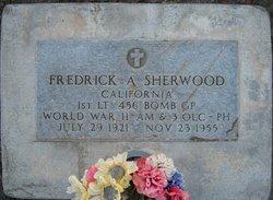 Fredrick Alonzo Fred A. Sherwood