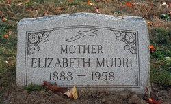 Elizabeth Mudri