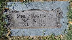 Sybil C <i>Farmer</i> Armstrong