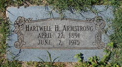 Hartwell Harry Armstrong