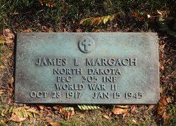 PFC James L Margach