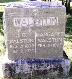 Margaret Elizabeth Walston