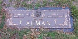 Theodore Butch Auman, Jr