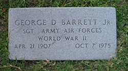 George David Barrett, Jr