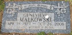 Genevieve Malkowski