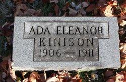 Ada Eleanor Kinison