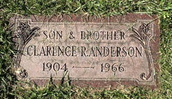 Clarence R. Anderson