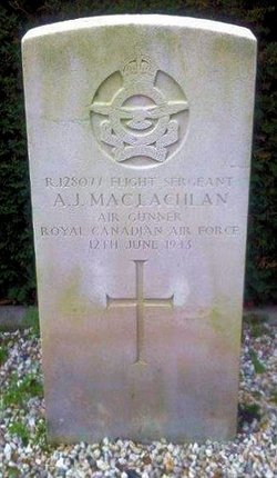 Sgt Albert James MacLachlan