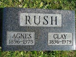 Clay Davis Rush