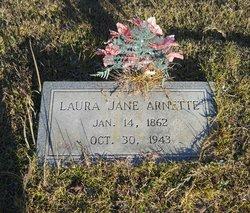 Laura Jane <i>Rowell</i> Arnette