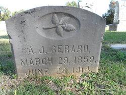 A. J. Gerard