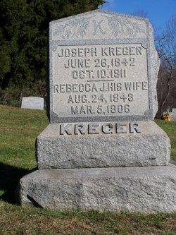 Rebecca J. <i>Clevenger</i> Kreger