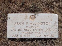 Archie F. Allington