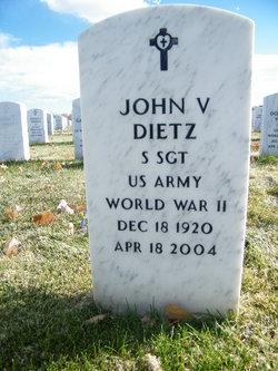 John Victor Dietz