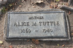 Alice Maria <i>Pitts</i> Tuttle