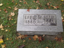 Effie Mae <i>Laflin</i> Blue