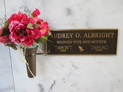 Audrey <i>Owens</i> Albright
