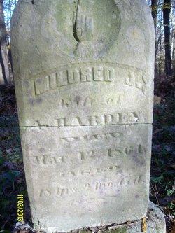 Mildred Jesse <i>Tarkington</i> Harden
