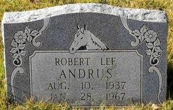 Robert Lee Andrus
