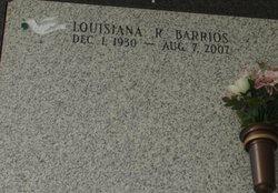 Louisiana <i>Robichaux</i> Barrios