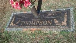 Helen Louise <i>Davidson</i> Thompson