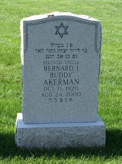 Bernard I. Buddy Akerman