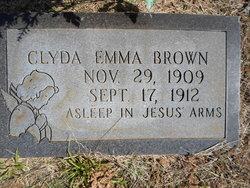 Clyda Emma Brown