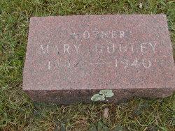 Mary <i>Smith</i> Dudley