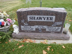 Nona M Shawver