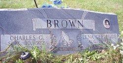 Charles G Brown