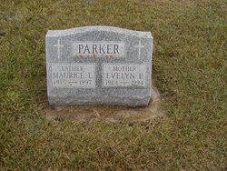 Evelyn Enona <i>Seeley</i> Parker