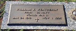William K Weatherly