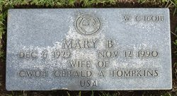 Mary Bruce Tompkins
