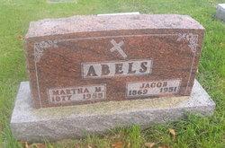 Martha <i>King</i> Abels