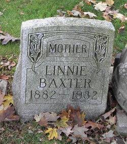 Linnie M <i>Born</i> Baxter
