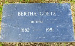 Bertha Church <i>Phelps</i> Goetz