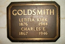 Charles Emmett Goldsmith