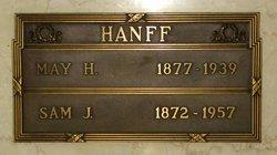 Sam J Hanff