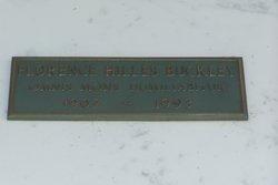 Florence <i>Hilles</i> Buckley