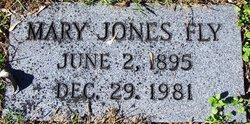 Mary <i>Jones</i> Fly