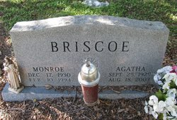 Agatha Frances Aggie <i>Frybert</i> Briscoe