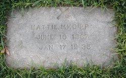 Mattie Matilde Kopp