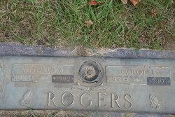 Carol Jean <i>Thornton</i> Rogers