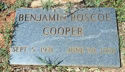 Benjamin Roscoe Cooper
