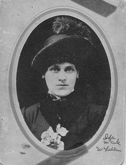 Ida Mae <i>Cole</i> McLaughlin